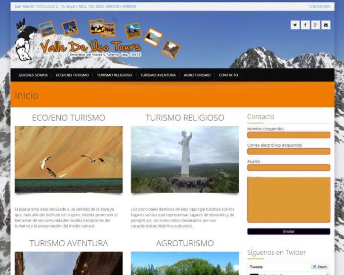 Valle de Uco Tours