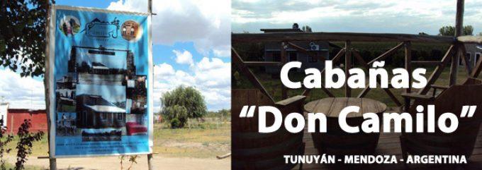 Cabañas Don Camilo