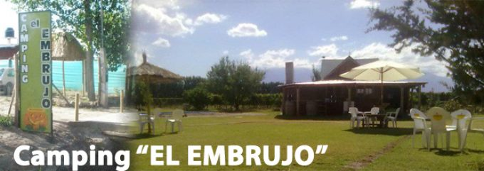 Camping El Embrujo
