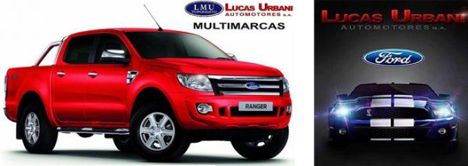 Lucas Urbani Automotores