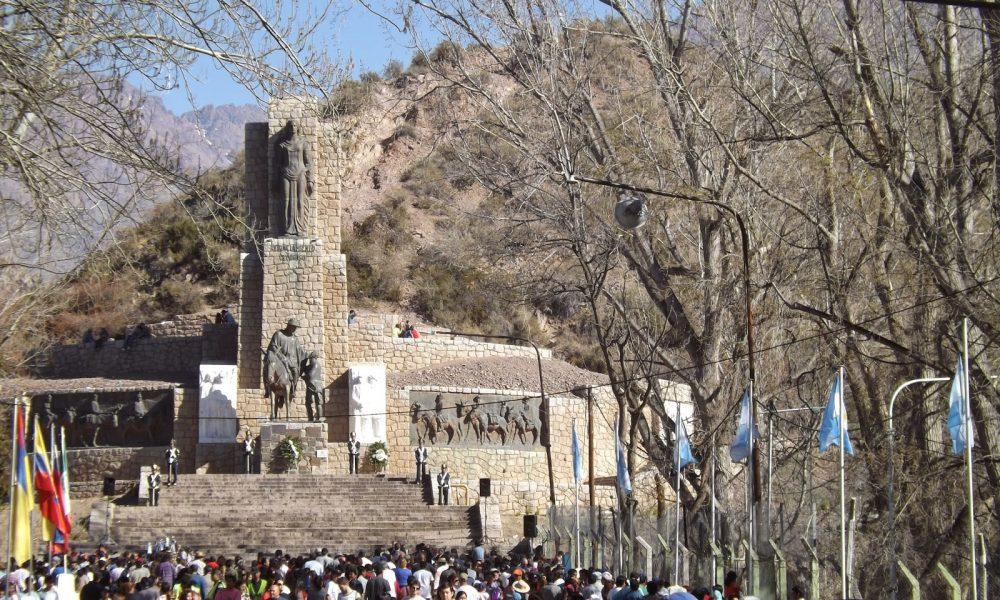 Fallecimiento de José de San Martín